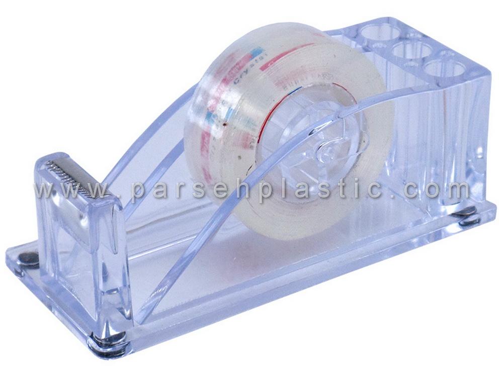 پایه چسب شیشه ای